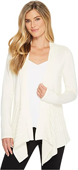 Open Fly Away Cardigan Sweater
