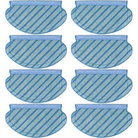 Camisin Mop Panno Pastiglie monouso Rag Set per Deebot Ozmo 920 950 Aspirapolvere Parti di Ricambio Accessori Casa 10 Pz