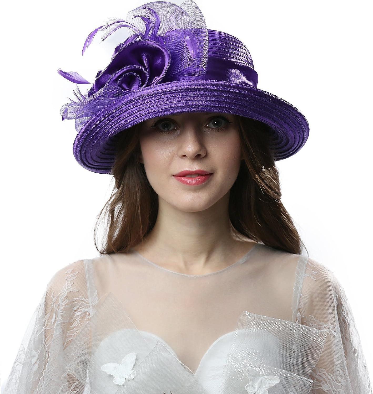 JaneyRubbins Women Kentucky Derby A surprise price is realized Cl Popular standard Church Fascinators Wedding