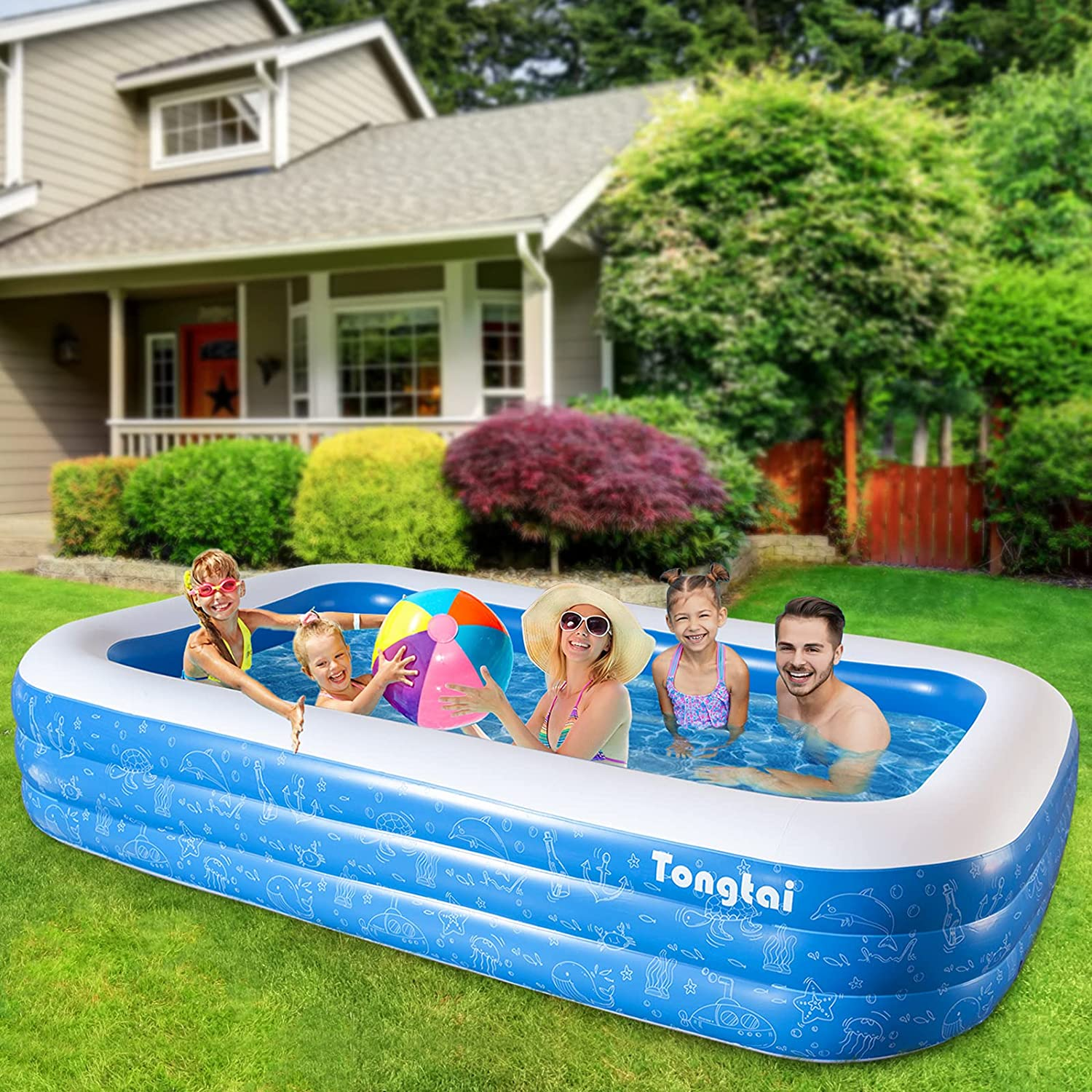 New item Inflatable Swimming Pool-120