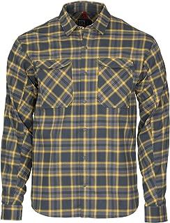 Men's Logger Flannel Shirt Long Sleeve