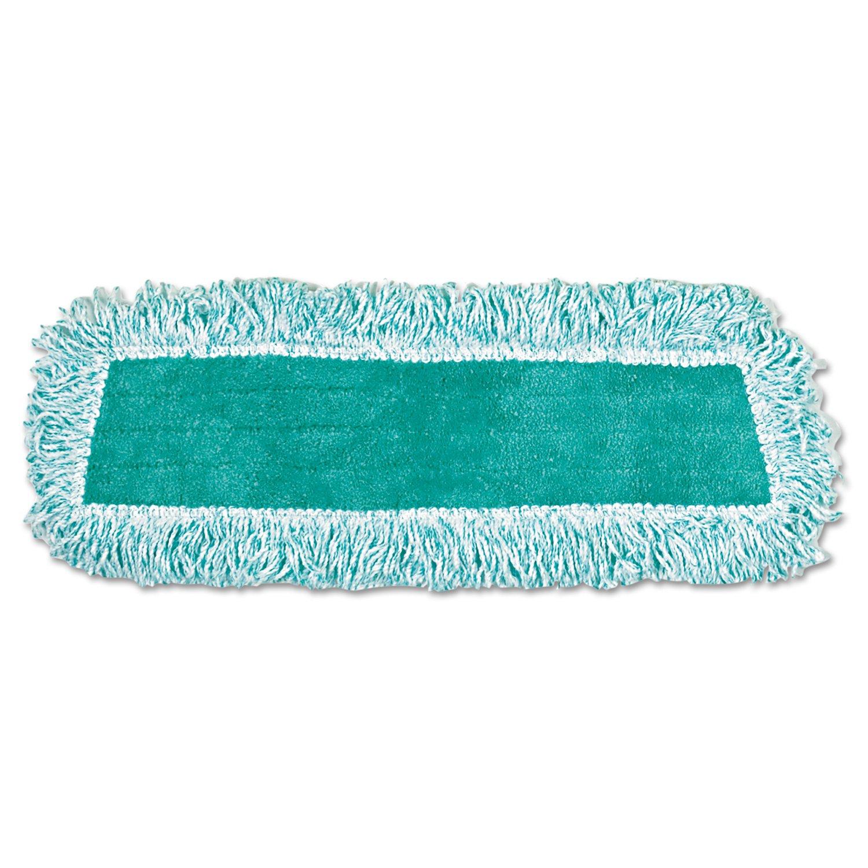 "Rubbermaid Q438  36/"" Microfiber Dry Dusting Pads W//fringes CASE LOT 6"