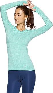 [サロモン] アウトドア Tシャツ ロングT ELEVATE MOVE'ON LONG SLEEVE TEE WOMEN (エレベート ムーブオン ロングスリーブ ティー レディース) XS~M (日本サイズS~L相当)