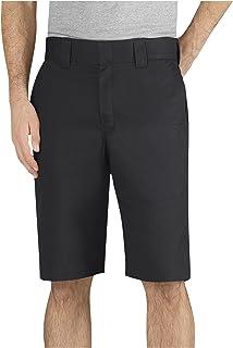 Dickies Men's 11 Inch Regular-Fit Stretch-Twill Work Short