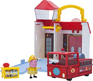 Peppa Pig's Fire Station Combo Pack