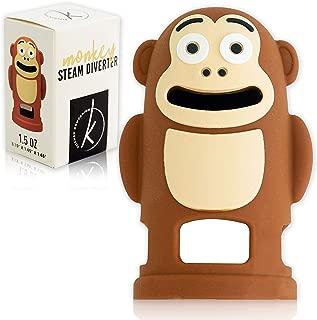 Cute Monkey Instant Pot Accessories - Compatible with Instant Pot 3/5 & 6 Qt Pressure Cooker Steam Diverter - Instapot Release Valve Tool - Ultra Best Kitchen Instantpot Device