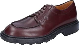Tod's Oxfords Mens Leather Purple