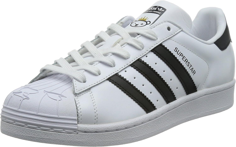 Adidas Superstar Nigo Bearfoot, Unisex Adults' Trainers