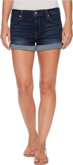 7 For All Mankind - Roll Up Shorts in Moreno