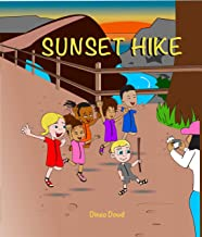 Sunset Hike: Hiking Book for Children of color.