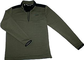 Under Armour Men's Athletic Zip Long Sleeve Golf Shirt