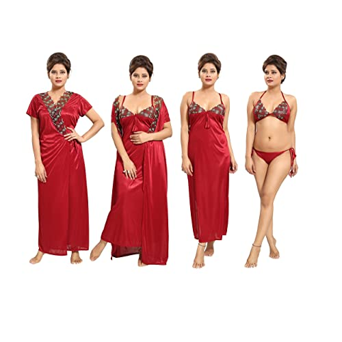ddd19086b3 Satin Dress  Buy Satin Dress Online at Best Prices in India - Amazon.in