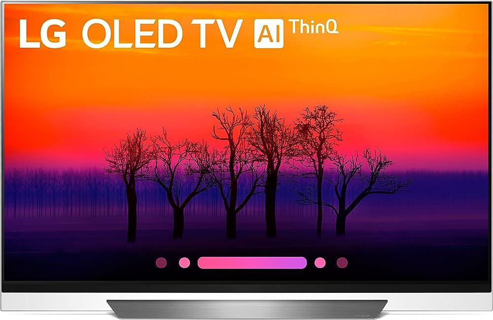 Lg oled ai thinq 55e8 - da 55`` - 4 k cinema vision OLED55E8