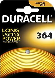 Duracell D364-364 - Batteria per orologio, 1,5 V