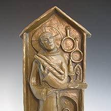 St. Paschal Baylon: Patron/Blesser of Cooks, Chefs, Kitchens; Handmade Statue