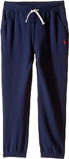 [Polo Ralph Lauren(ポロラルフローレン)] キッズパンツ Collection Fleece Pull-On Pants (Little Kids) [並行輸入品]