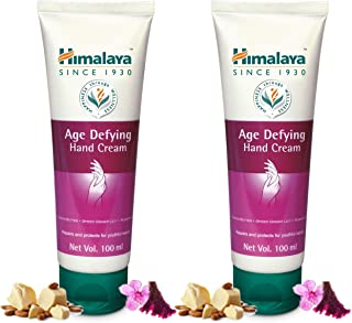 Himalaya Herbal Age Defying Hand Cream, 100 Ml (Pack Of 2)