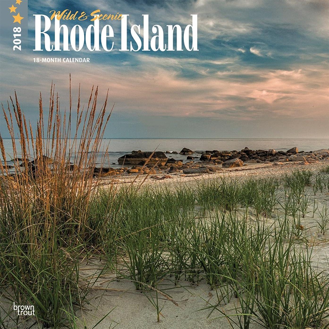 実り多い口述するフォーマットWild & Scenic Rhode Island 2018 Calendar