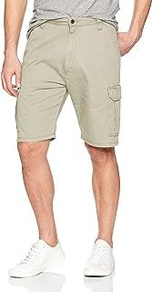 Wrangler Mens Twill Cargo Short Cargo Shorts