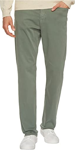 34 Heritage - Charisma Relaxed Fit in Moss Twill