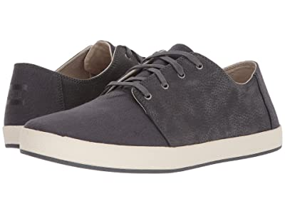 TOMS Payton (Forged Iron Grey Nubuck/Hemp) Men