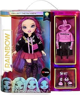 Rainbow High Fashion Doll - Verzamelbaar speelgoed voor kids - met 2 outfits voor Mix & Match en poppen accessoires - Leuk...