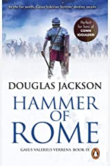 Hammer of Rome: (Gaius Valerius Verrens 9): A thrilling and dramatic historical adventure that conjures up Roman Britain perfectly (English Edition) Formato Kindle