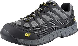 Cat Streamline S1P Chaussures de sécurité pour homme Semelle extérieure en caoutchouc/PU