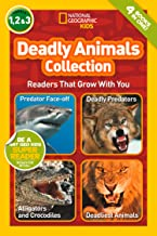 National Geographic Readers: Deadly Animals Collection (National Geographic Kids)