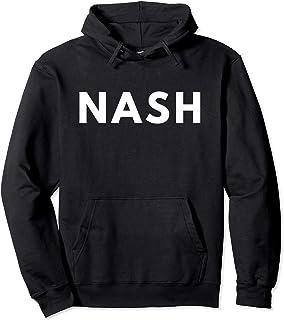 NASH - Nashville, Tennessee Hoodie Pullover Hoodie