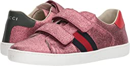 Gucci Kids New Ace V.L. Sneakers (Little Kid/Big Kid)