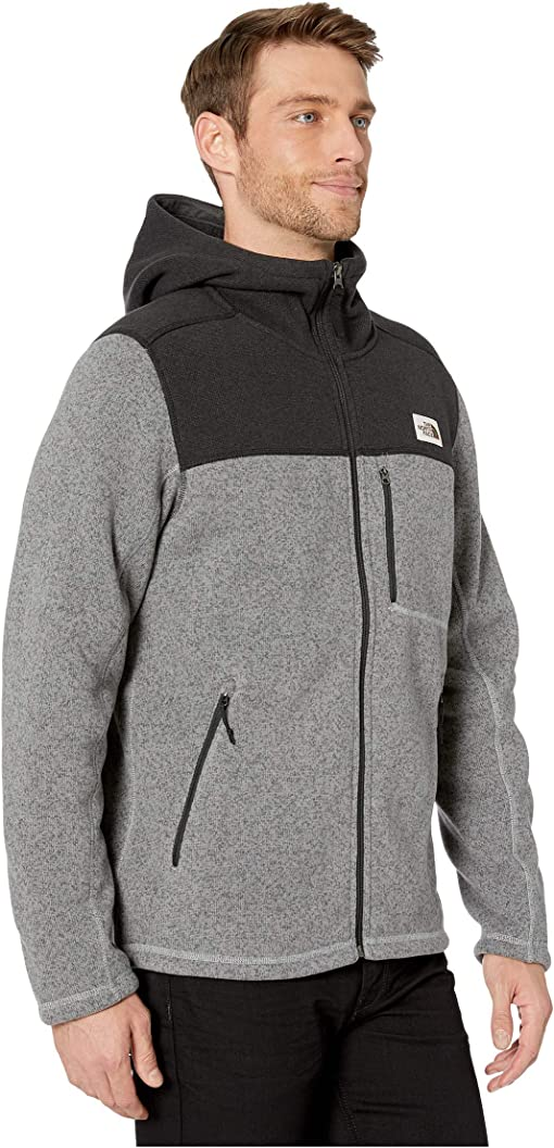 TNF Black Heather/TNF Medium Grey Heather