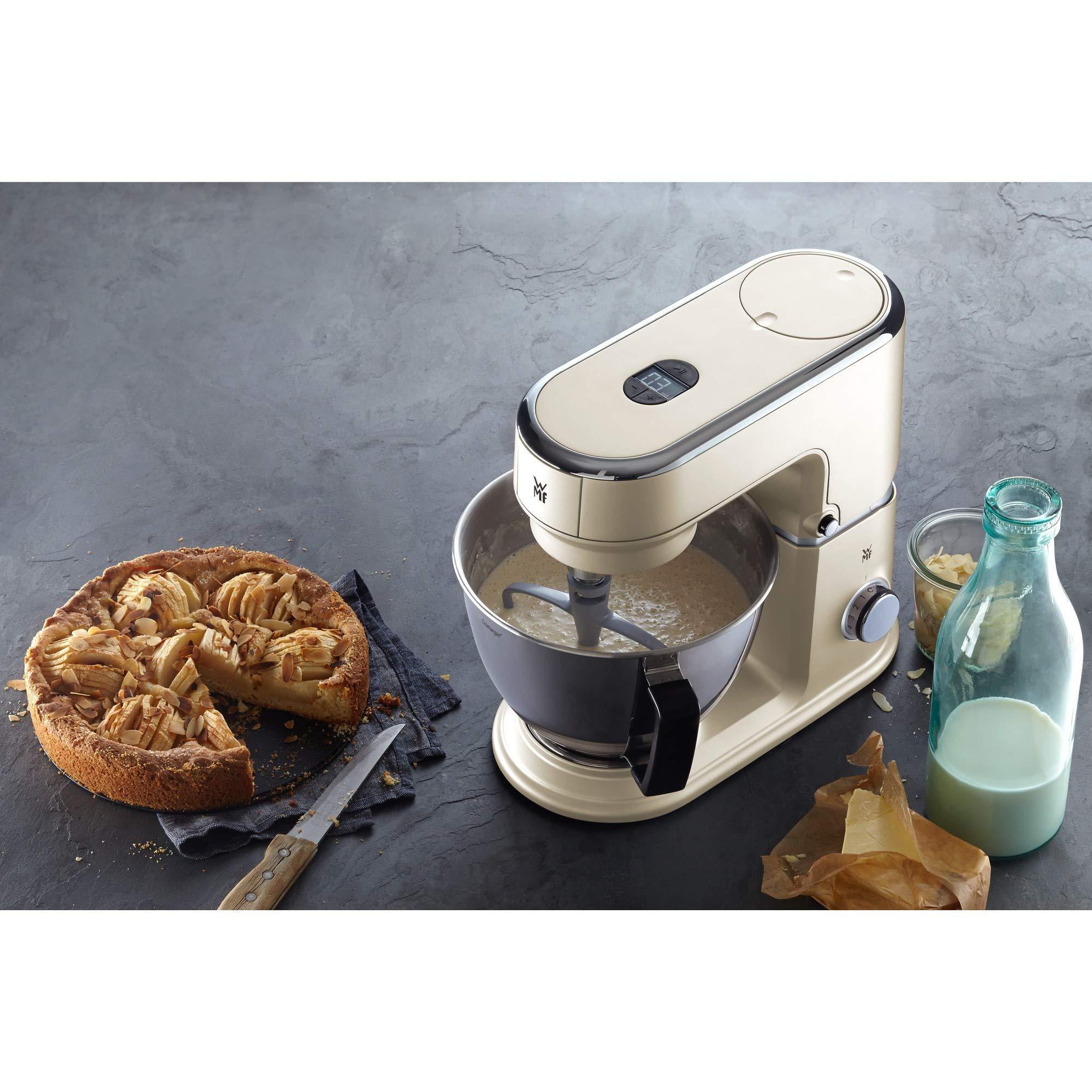 WMF 416680001 Robot de cocina, acwero Inoxidable Cromargan, beige: Amazon.es: Hogar