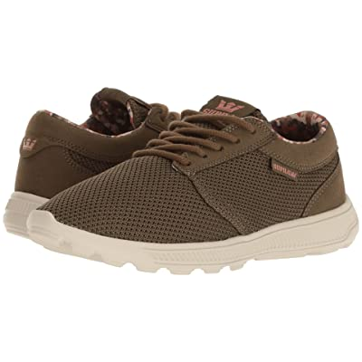 Supra Hammer Run (Olive/Bone) Women