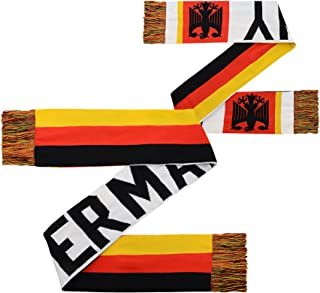 Germany World Cup German Soccer Football National Team Big Country Scarf