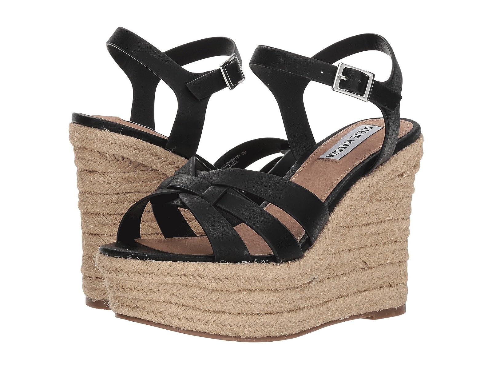 Steve Madden Knight Espadrille Wedge SandalAtmospheric grades have affordable shoes