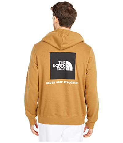 The North Face Box Nse Pullover Hoodie (Utility Brown) Men