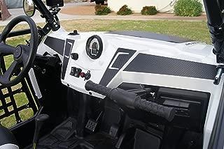 Polaris Ranger RZR Xp 900 / RZR 800 Carbon Fiber Dash Graphic Kit