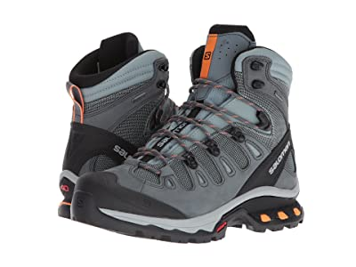 Salomon Quest 4D 3 GTX(r) (Lead/Stormy Weather/Bird Of Paradise) Women