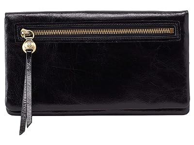 Hobo Lumen (Black) Handbags