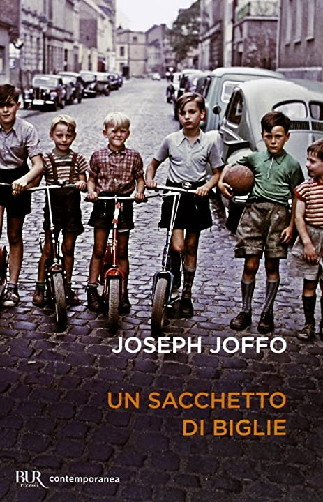Un sacchetto di biglie (italiano) copertina flessibile rizzoli 978-8817062800