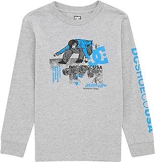 DC Flipsketch Long Sleeve T-Shirt