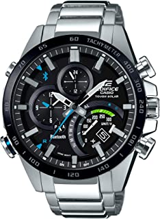 Casio (EDIFICE)「TIME TRAVELLER」EQB-501XDB-1AJF-(Japan Import-No Warranty)