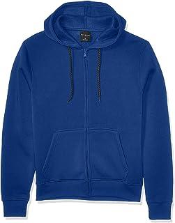 WT02 Mens Basic Fullzip Fleece Hoodie