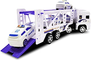 Cloud-Mart4u The Police Truck Toy 2019 Launch for Your 3 Year Old Toddler