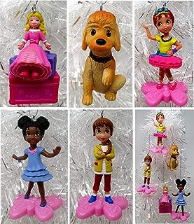 Ornament Disney Fancy Nancy Christmas Tree Set Featuring Fancy Nancy Figures
