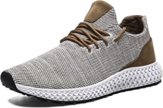 Mens Running Shoes Trail Fashion Sneakers Lightweight...