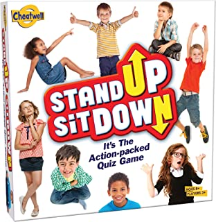 Cheatwell Games Stand Up-Sit Down Game