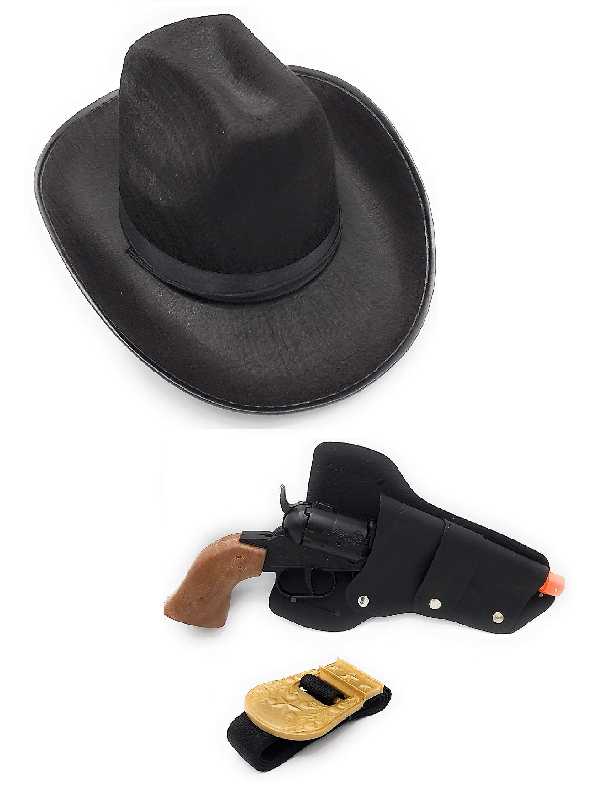 Toy Cap Gun Replica Revolver