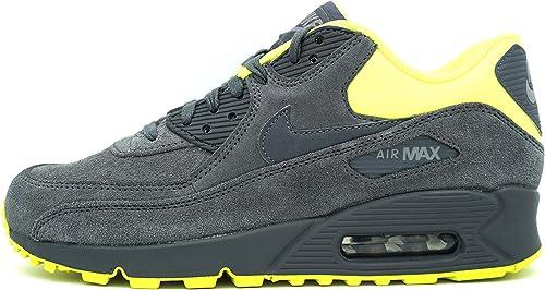 Nike Air Max 90 Premium, Chaussures de Running Compétition Homme
